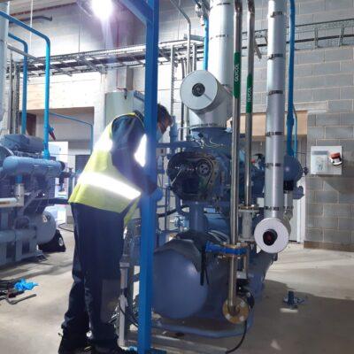 Refrigeration Service and Maintenance